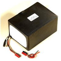 24V 20AH LiFePO4 Battery with Charger