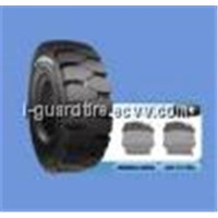 Forklift Solid Tyre (250-15)