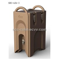 26L Roto Insulated Soup Carrier Insulated Beverage Server