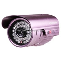 30M Waterproof IR Day / Night (Moonlight-Level Low Illuminaton) CCTV Camera--Fengyun series