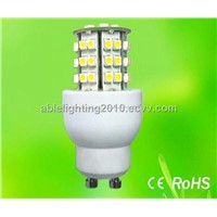 360 Degree GU10 LED Bulb 48 SMD