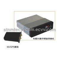 3G Vehicle-Mounted DVR