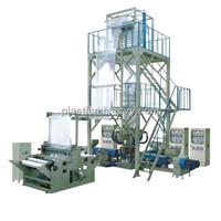 3 Layer Rotary Head Film Blowing Machine