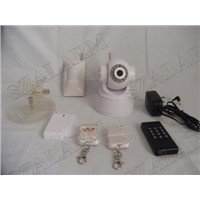 3G Security Camera Alarm System