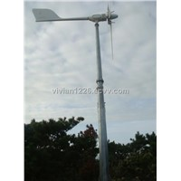 5kW Pitch Controlled Wind Generator