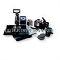 6-in-1 Multi-functional Heat Press (MHP)