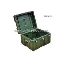70L Rotomolded Military Case