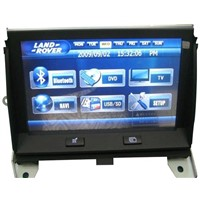 7 Inch Car GPS Monitor OEM Fit for Landrover Discovery 3