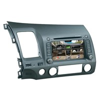 7 nch touch screen Car DVD player OEM for Honda Civic