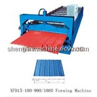 Color Tile Roll Forming Machine (900)