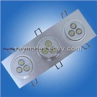 9W High Power LED Downlight