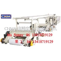 A4 double rotary sheeter