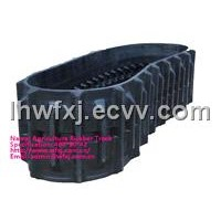 Agriculture rubber track