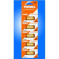 Alkaline Battery / 12V 23A