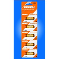 Alkaline Battery/12V 27A