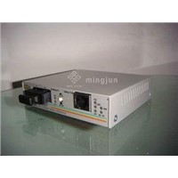 Allied Telesis Media Converters Auto MDI/MID-X Copper Port Fan-Less Design