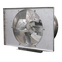 Alloy Aluminium Panel Fan