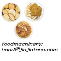 Automatic Biscuit Processing Line