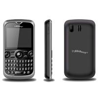 BLK berry B9807 GSM mobile phone