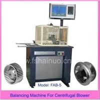Balancing Machine For Centrifugal Blower