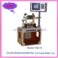 Balancing Machines for External Rotor Centrifugal Blower (16kg)
