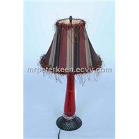 Bell Fabric Table Lampshade