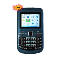 BlkBerry B9840 TV,Four sim card,four standby