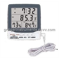 CE and ROHS Approved Thermo-Hygrometer (CL-303C)