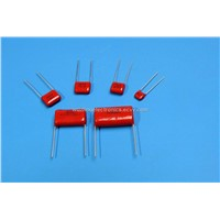 CL21(MEF) Metallised Polyester Film Capacitor