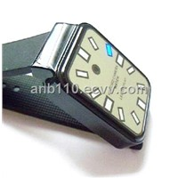 Camera Watch with LED MP3