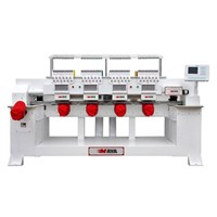 Cap Shirt Embroidery Machine