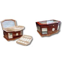 300CT High Gloss Cigar Humidor