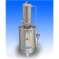 Controlled stainless steel electric water distiller  without water (5L) Model: TH70HS-5L