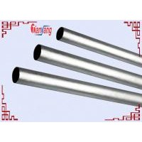 DIN Cold Rolled and Galvanized Steel Tube with High Precision