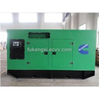 Diesel Generator Set Powered By Cummins Enginee-50HZ