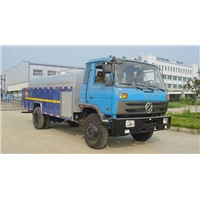 Dongfeng 10-12CBM  High Pressure Sewer Flushing Vehicle