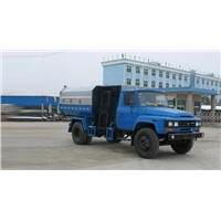 Dongfeng Hydraulic Lifter Garbage Truck (8CBM)