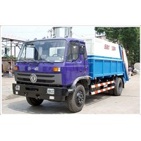 Dongfeng Refuse Collection Compactor Truck (12CBM)