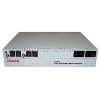 Doteck::A2 series  Broadcast Quality 2 Video 4 Audio Digital fiber optic Transmission System