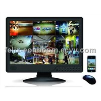 DVR with LCD Monitor (EN-6868)