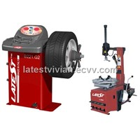 Economic Set of B221 Digital Wheel Balancer With L-850 Tire Changer