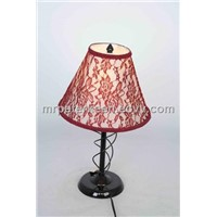 Empire Fabric Table Lampshade