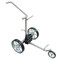 FLA001 electric golf trolley with 24V lithium battery