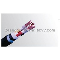 Fireproof Flexible Cable for communication power supply purpose