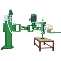 Flat Surface Mirror Polishing Machine
