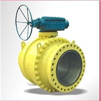 Full Bore Trunnion Ball Valve