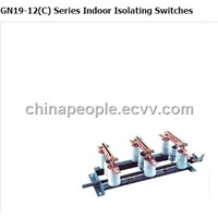 Indoor Isolating Switches (GN19-12(C))