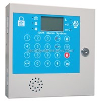 GSM home security alarm