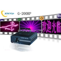 Pink Animation Laser Lighting (G-200RP)