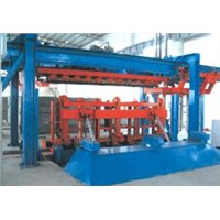 Ground turn cutting machine